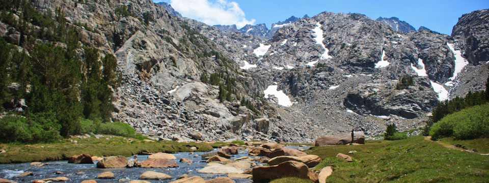 Sierras | Rock Climbing