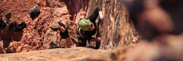 Learning to Live through Rock Climbing