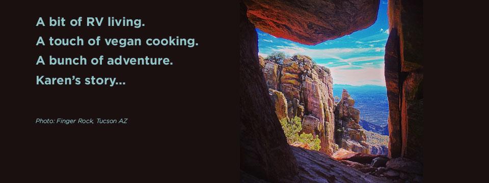 Finger Rock Tucson AZ