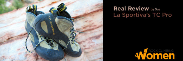 Gear Review: La Sportiva's TC Pro Rock Climbing Shoe