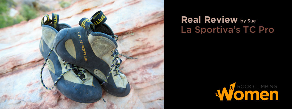 rock climbing shoe review