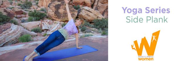 Yoga Series | Side Plank Pose
