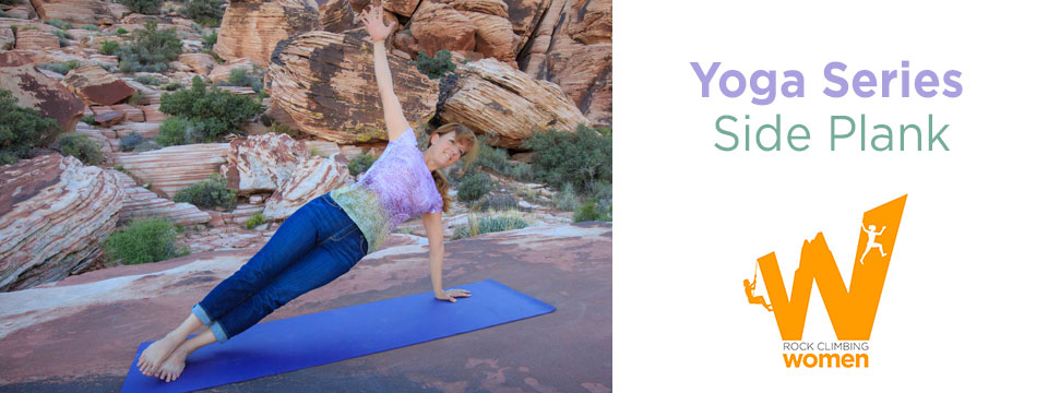 rock climbing women | yoga for climbing