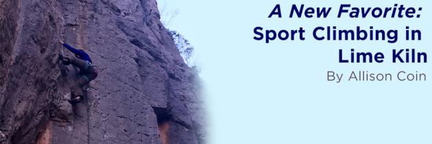 Southwest Limestone: An Alternative to Vegas Sport Climbing