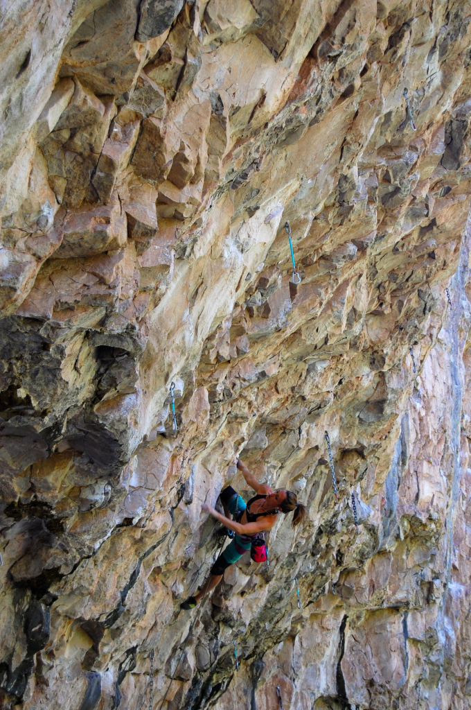 Rock Climbing Women - women who climb