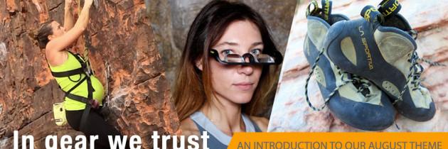 August: In gear we trust