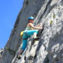 An American Climber in France