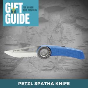 Petzl Spatha Knife