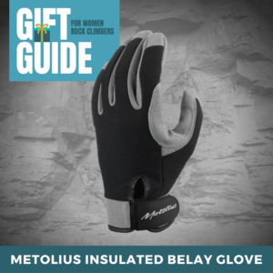 Belay Glove from Rock Climbing Women