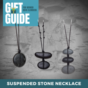 Suspended Stone Necklace From Kate Rutherford