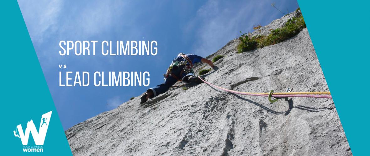 Mountain guide climbing a steep slab