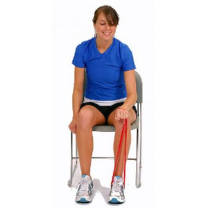 Pronator Isolation with an Exercise Band