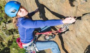 Traditional Climbing